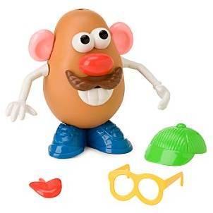 soa bpm and mr potato head bloor research