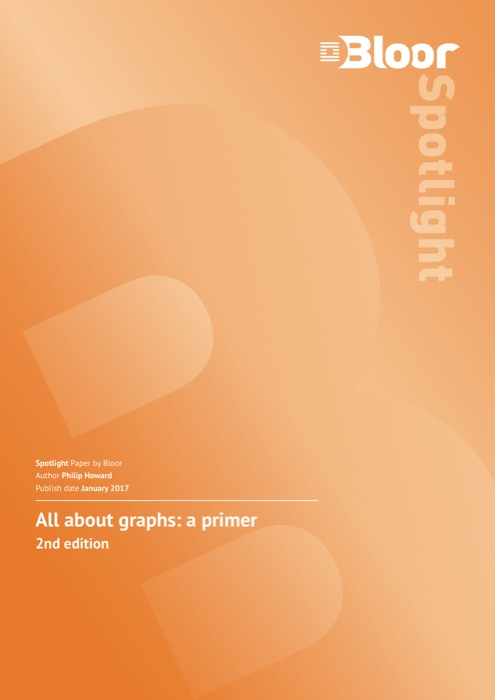 Cover for All about graphs: a primer