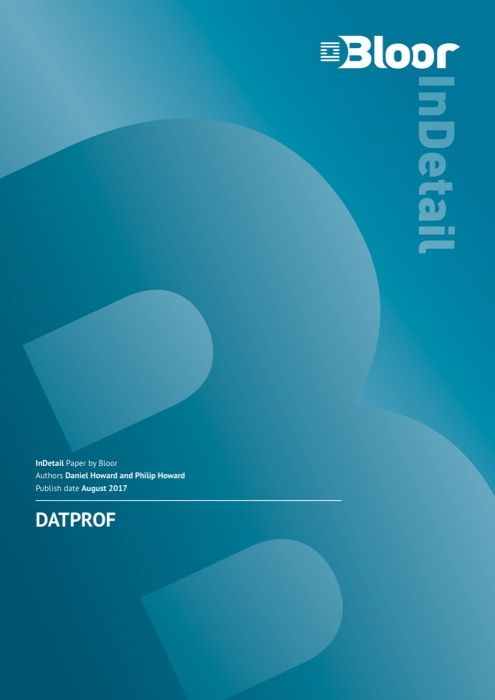 Cover for DATPROF