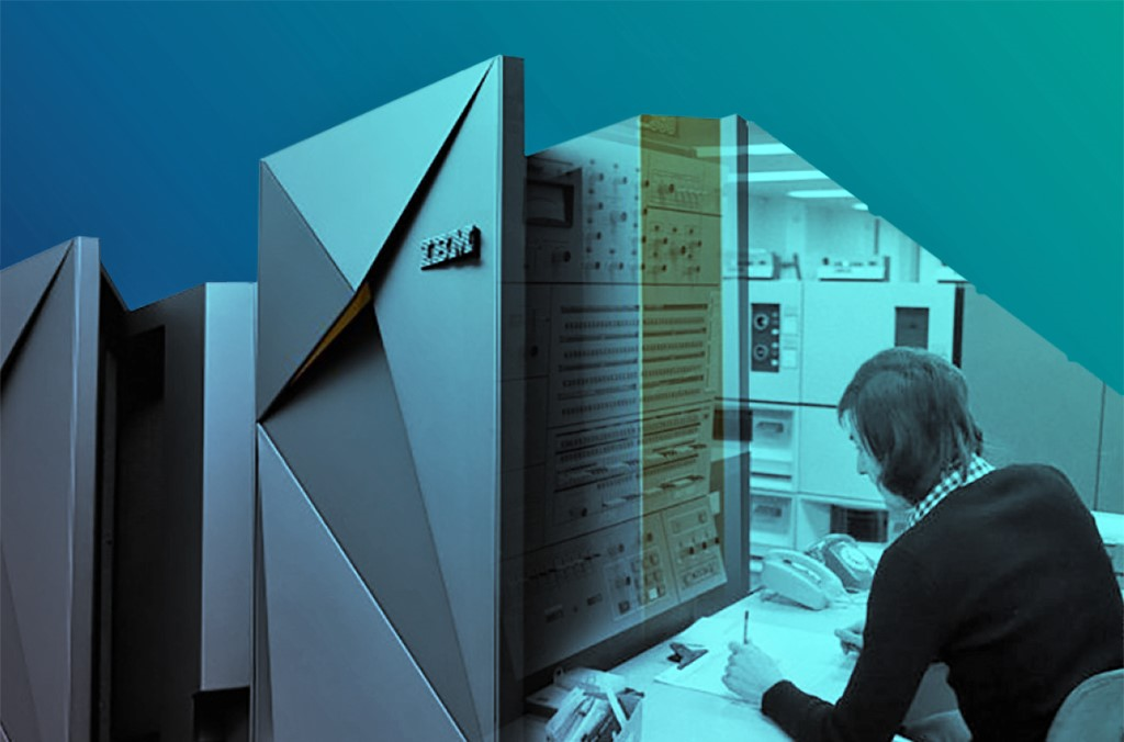A new episode in the life of the Mainframe