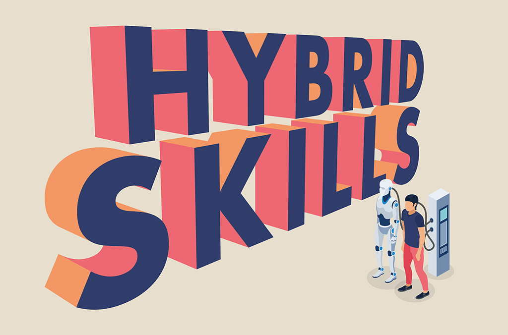 Hybrid Skills Using Augmented Intelligence