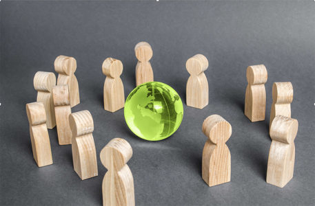 FoW Blog - Wooden block people