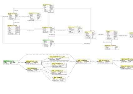 Fig 01 Process (bottom) models in DATPROF Subset