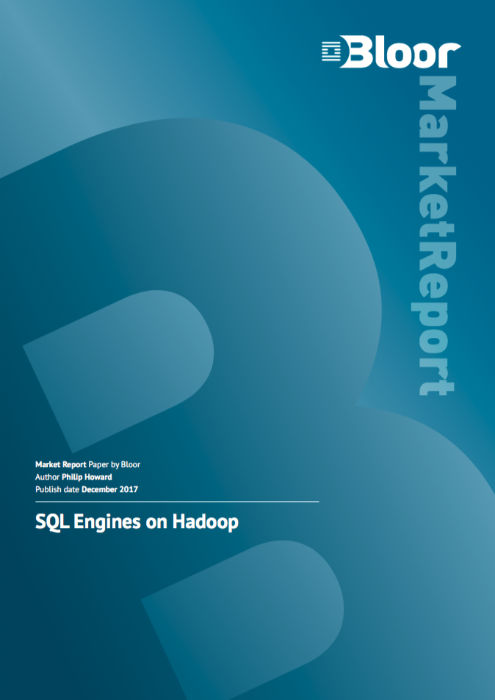 Cover for SQL Engines on Hadoop