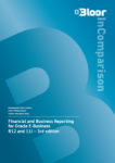 Cover for Financial and Business Reporting for Oracle E-Business R12 and 11i – 3rd edition