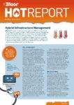 Cover for the Hybrid Infrastructure Management Hot Report