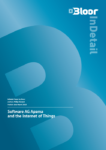 Cover for Software AG Apama and the Internet of Things