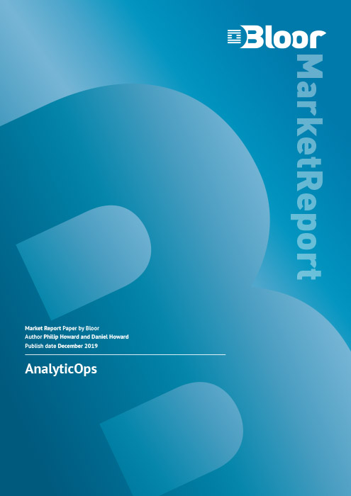 Cover for AnalyticOps