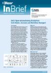 SAS Operationalising Analytics InBrief cover thumbnail