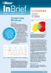 CLOUDERA InBrief cover thumbnail