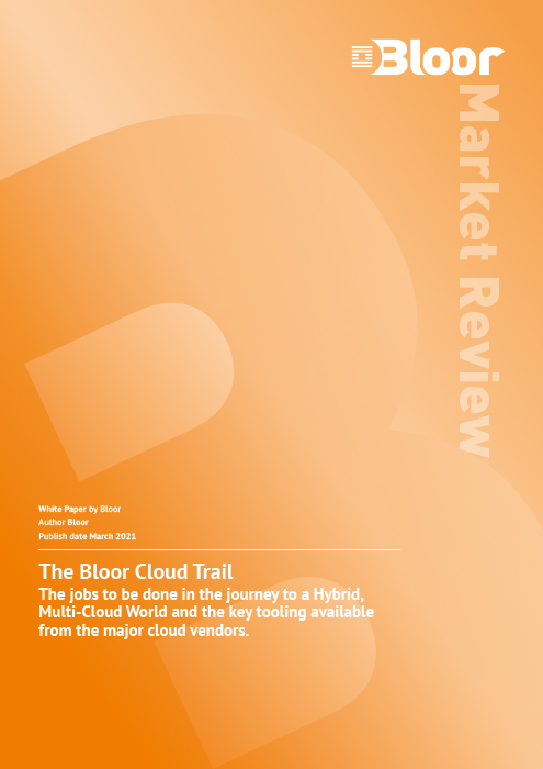 Cover for Protected: The Bloor Cloud Trail