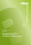 The criticality of the network in the future of business (White Paper) cover thumbnail
