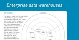 Cover for Enterprise data warehouses