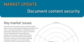 Cover for Document Content Security V2