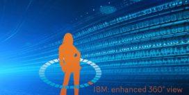 Cover for IBM: enhanced 360° view