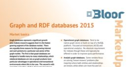 Cover for Graph and RDF Databases 2015