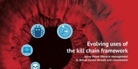 Cover for Evolving uses of the kill chain framework