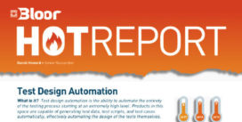 Cover for Test Design Automation (Hot Report)