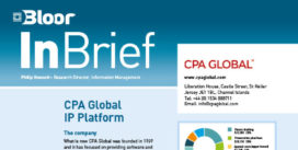 Cover for CPA Global IP (InBrief)