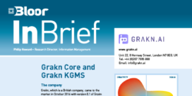 Cover for Grakn Core and Grakn KGMS