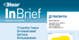 Cover for Tricentis Tosca Orchestrated Service Virtualization