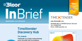Cover for TimeXtender Discovery Hub