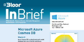 Cover for Microsoft Azure Cosmos DB