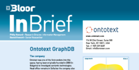 Cover for Ontotext GraphDB