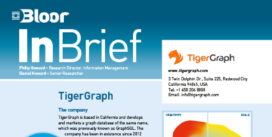 Cover for the TigerGraph inBrief