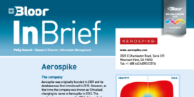 AEROSPIKE InBrief cover thumbnail