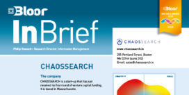 InBrief CHAOSSEARCH cover thumbnail