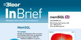 00002516 - MemSQL InBrief cover thumbnail