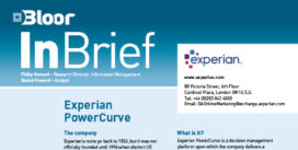EXPERIAN POWERCURVE InBrief cover thumbnail