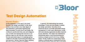 00002495 - TEST DESIGN AUTOMATION MarketUpdate cover thumbnail