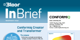 CONFORMIQ InBrief cover thumbnail