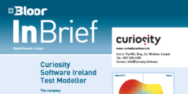 CURIOSITY SOFTWARE InBrief cover thumbnail