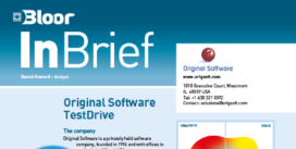 ORIGINAL SOFTWARE InBrief cover thumbnail