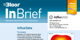 IN BRIEF INFLUX DATA cover thumbnail