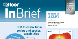 IBM INFORMIX InBrief cover thumbnail