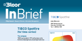 TIBCO SPOTFIRE InBrief cover thumbnail