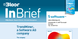 SOFTWARE AG InBrief cover thumbnail