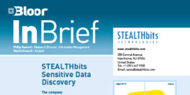 STEALTHBITS InBrief (SENSITIVE DATA) cover thumbnail