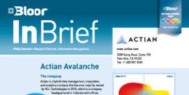 ACTIAN InBrief cover thumbnail