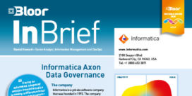 INFORMATICA (Data Gov) InBrief cover thumbnail