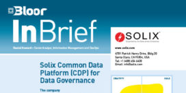 SOLIX (Data Gov) InBrief cover thumbnail