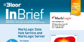 MARK LOGIC InBrief cover thumbnail