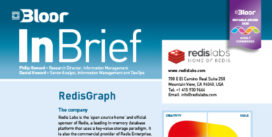 REDISGRAPH InBrief cover thumbnail