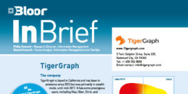 TIGERGRAPH InBrief cover thumbnail