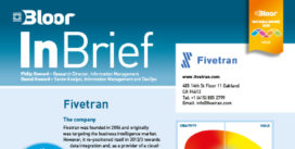 FIVETRAN InBrief (Pure Play Data Integration MU) thumbnail