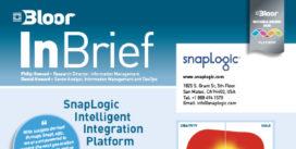 SNAPLOGIC InBrief (Pure Play Data Integration MU) thumbnail